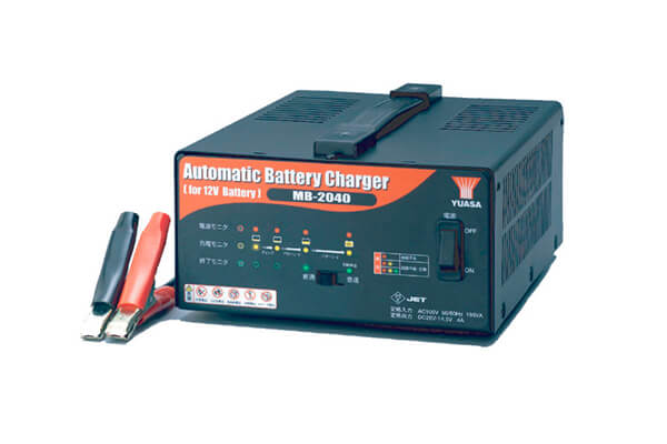 image:Chargers for Motorcycle Batteries