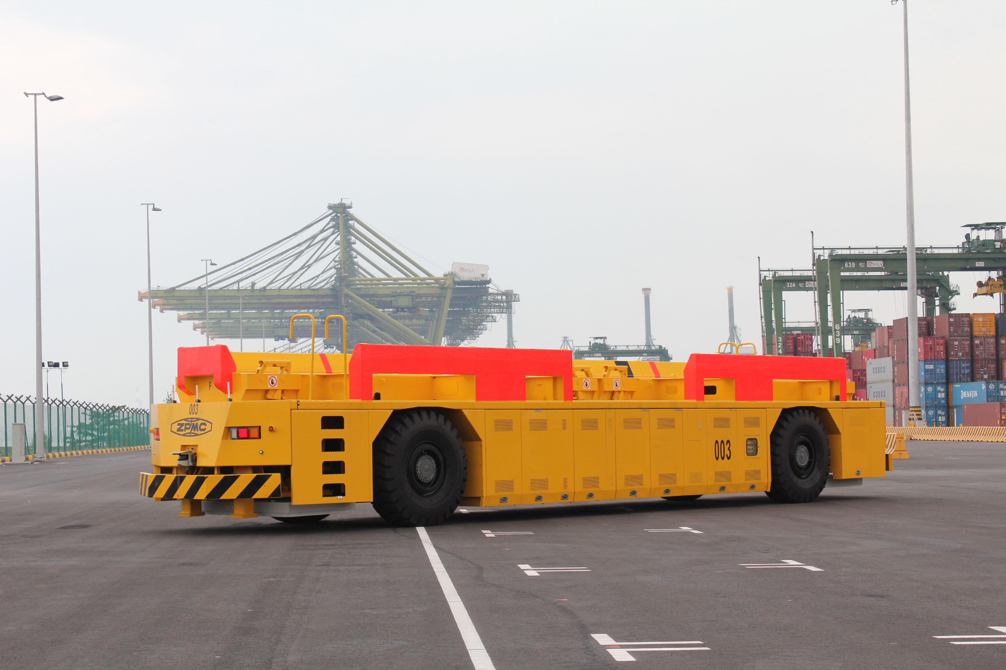 【マジすげー】港湾革命。中国・上海で世界最大規模の自動化港が開港。遠隔・自律作業車で。 ->画像>19枚